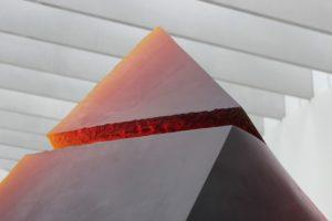 de piramidestructuur van parfums