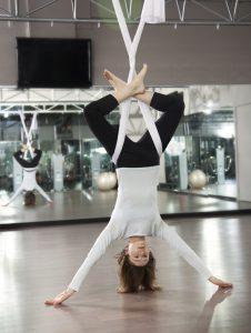 Hangmat yoga