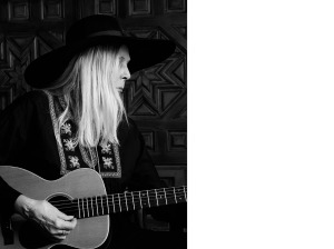 Joni Mitchell by Hedi Slimane for Saint Laurent