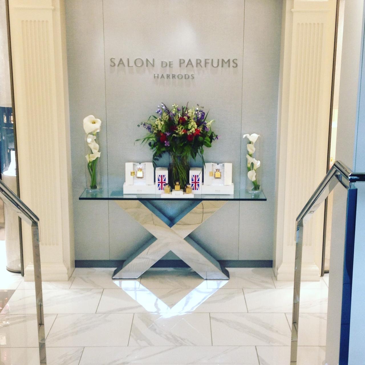 Beautyadressen in londen cafecosmetique for Salon parfum