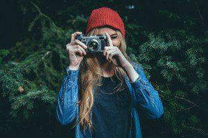10 tips om goed op de foto te staan