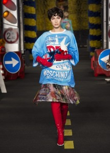 Review Moschino Fresh Couture