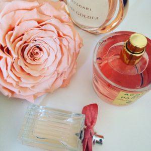 de vele gezichten van de roos: 15 must smell parfums
