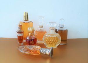 wat maakt een parfum ouderwets?