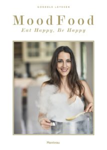 MoodFood, het nieuwe boek van Goedele Leyssen