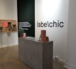 Labelchic, ecobeauty in Brussel
