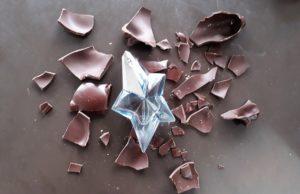 De geur van chocolade