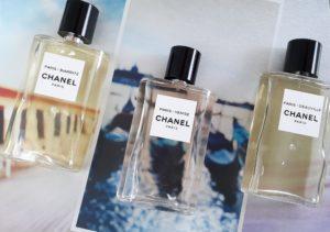 Les Eaux de Chanel: op reis met Chanel