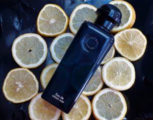 Hermès Eau de Citron Noir: review