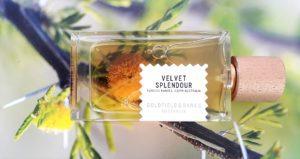 Goldfield & Banks Velvet Splendour, Australische zon op je huid