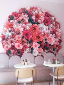 Mooy, beauty hotspot met een roze Instagramfilter