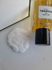Le Lion, het nieuwe parfum van Chanel